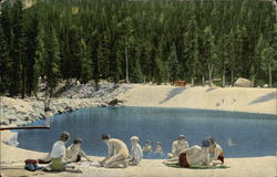 Swimming Pool at Lodgepole