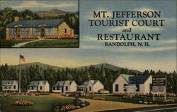 Mt. Jefferson Tourist Court and Restaurant