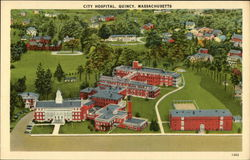 City Hospital, Quincy, Massachusettes