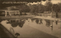 """Swim in Drinking Water"" - The Frank Newhall Look Memorial Park"