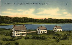 Duck Houses, Dunroving Ranch, Chilmark