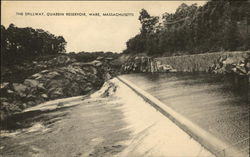 The Spillway, Quabbin Reservoir