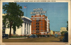 Washoe County Court House and Hotel Riverside