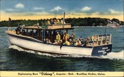"Sightseeing Boat ""Viking"""