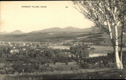 View of Rangeley Village
