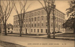 Moore Laboratory of Chemistry at Amherst College