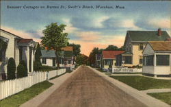 Summer Cottages on Bay View Street, Swift's Beach