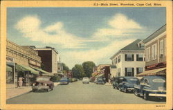 Main Street on Cape Cod