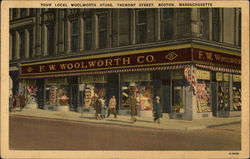 Your Local Woolworth Store
