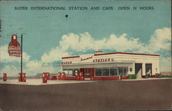 Super International Station and Cafe