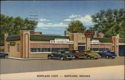 Kentland Cafe