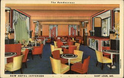 The Rendezvous, New Hotel Jefferson