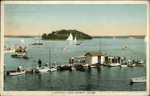 A Water View Onset Massachusetts