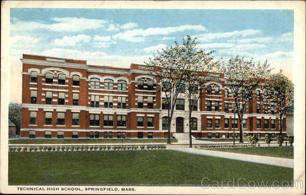Technical High School Springfield Massachusetts