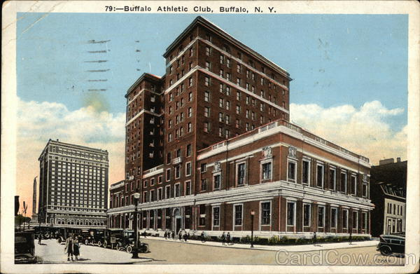 Buffalo Athletic Club New York