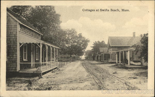 Cottages at Swifts Beach Wareham Massachusetts