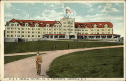 U.S.A. General Hospital No.12, Kenilworth