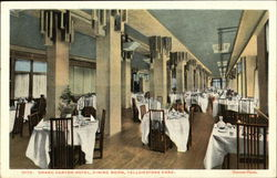 Grand Canyon Hotel Dining Room