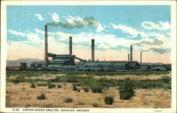 Copper Queen Smelter