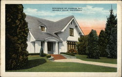Residence of Charles Ray