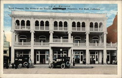 Hotel Tremont, The Home of the Tourist, AL Conard Proprietor