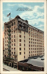 Hotel Stillwell, 836 South Grand Avenue