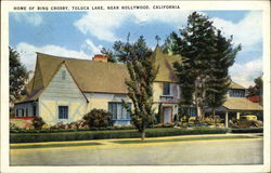 Home of Bing Crosby, Toluca Lake