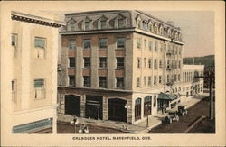 Chandler Hotel - Marshfield