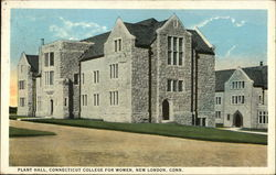 Plant Hall, Connecticut College for Women