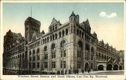 Windsor Street Station and Head Offices - Canadian Pacific Railway