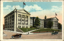 Polytechnic Institute, North and Guilford Avenues