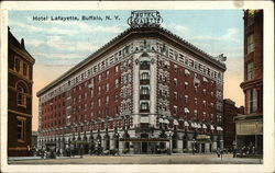 Street View of Hotel Lafayette
