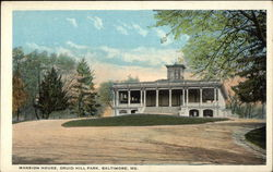 Mansion House - Druid Hill Park