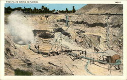 Phosphate Mining in Florida