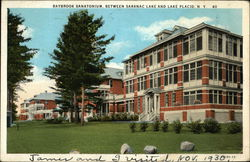 Raybrook Sanatorium and Grounds