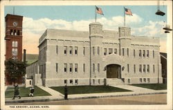 The Armory Postcard