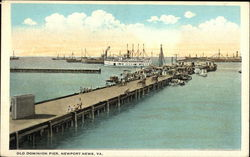 Old Dominion Pier