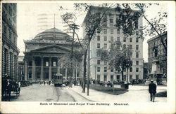 Bank of Montreal and Royal Trust Building
