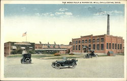 The Mead Pulp & Paper Company Mill