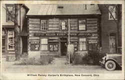 William Rainey Harper's Birthplace