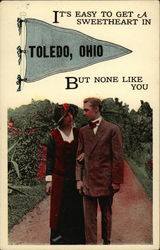 It's Easy to Get a Sweetheart in Toledo