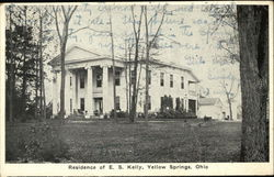 Residence of ES Kelly