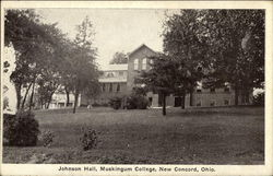 Johnson Hall, Muskingum College