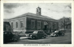 Street View of Post Office Building