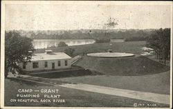 Camp Grant Pumping Plant on Beautiful Rock River