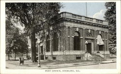 Street View of Post Office