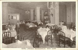 Hotel Lincoln - Main Cafe