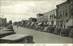 Businesses along Main Street