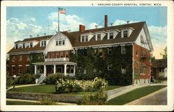 Oakland County Hospital