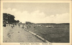 Bathing Beach, Swift's Beach